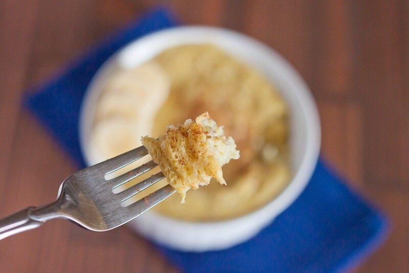 Weight Watchers Banana Souffle - WW Zero Point Dessert