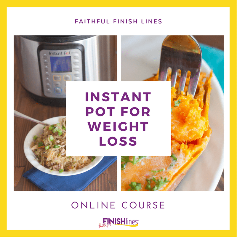 Instant Pot for Weight Loss