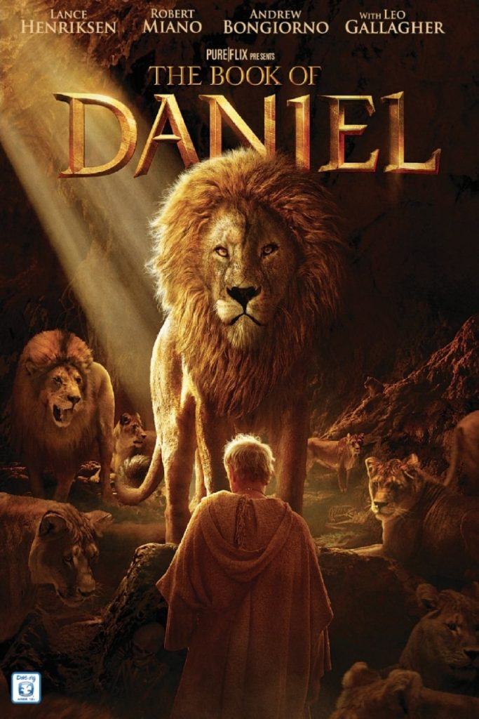 """Poster for the movie """"The Book of Daniel"""""""